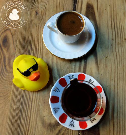 Coincoin café et çay