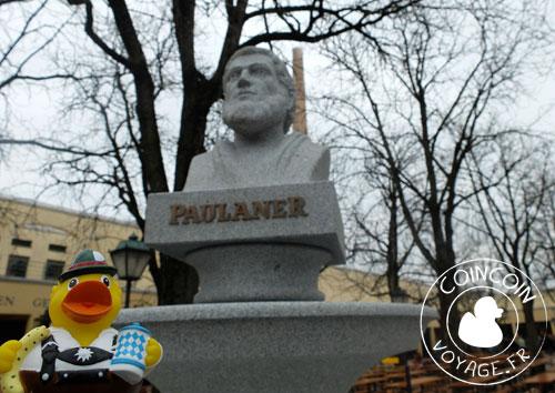 starkbierfest bière forte Paulaner munich