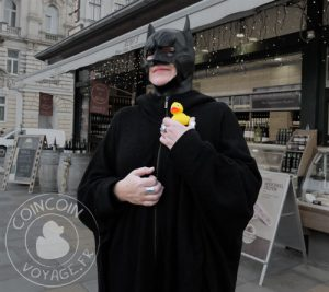 Naschtmarkt Batman Vienne