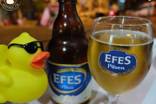 Enfin une bière efes