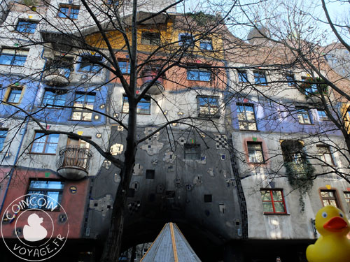 Hundertwasser - Vienne