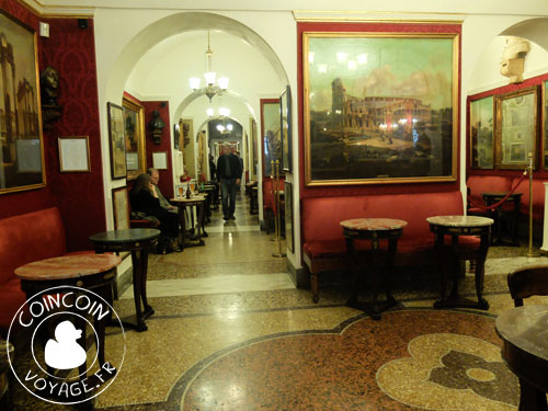 Café Greco Rome