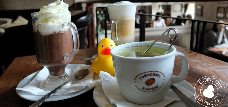 café cseszenyi kavezo chocolat chaud budapest