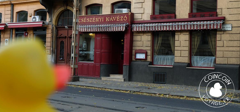 Café Csészényi Kavézo budapest