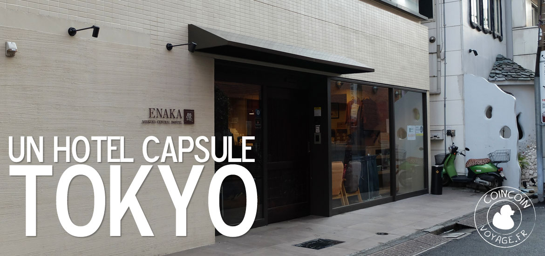 Enaka asakusa central hostel tokyo