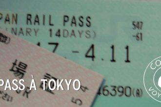 JR pass tokyo