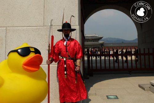 Palais-Gyeongbokgung-séoul