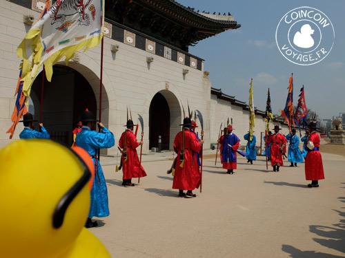 Palais-Gyeongbokgung-visite-séoul-corée