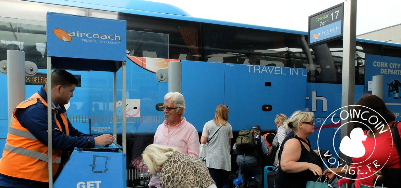 aircoach dublin bus aeroport