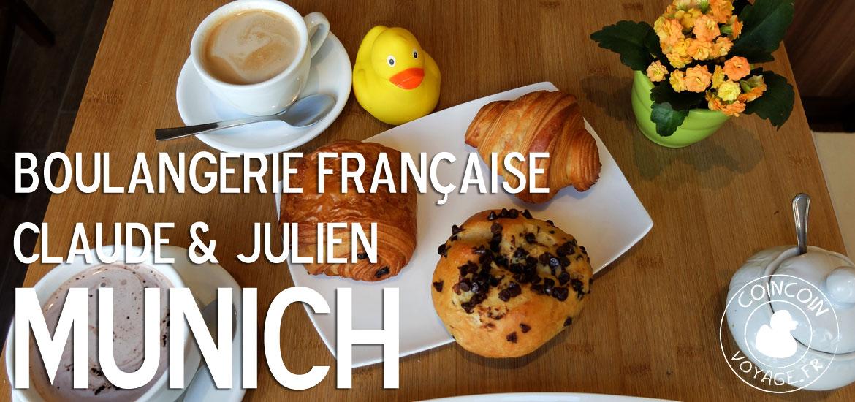 boulangerie française claude et julien munich