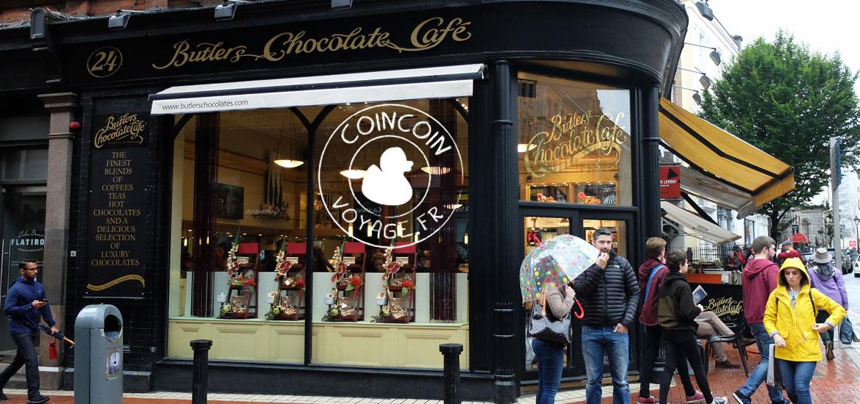 butlers chocolate café dublin irlande