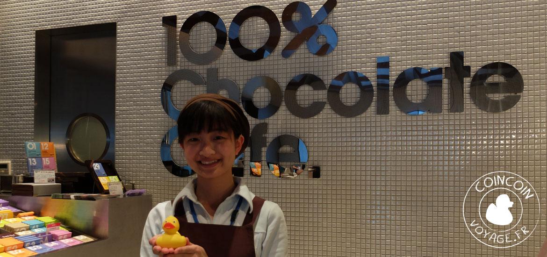 café 100 chocolatchaud tokyo