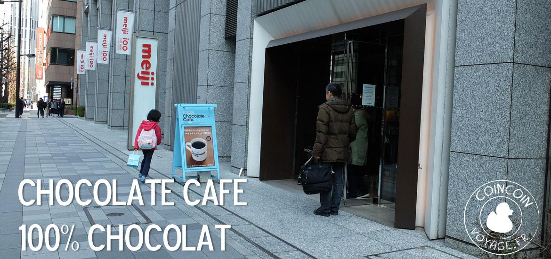 café 100% chocolat tokyo