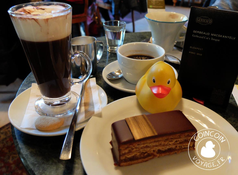café gerbeaud hongrie budapest