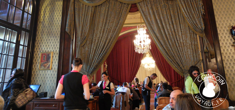 café gerbeaud intérieur budapest
