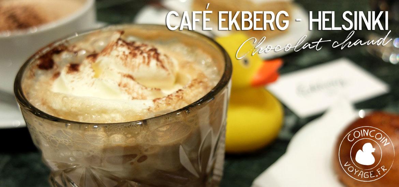 café ekberg chocolat chaud helsinki