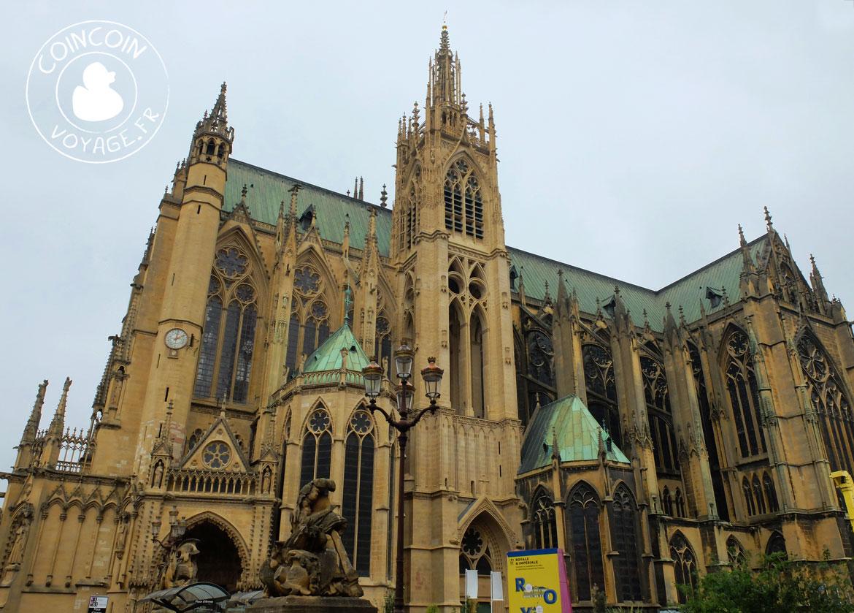 cathedrale saint étienne metz