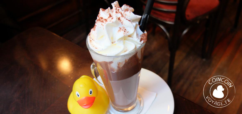 chocolat chaud café spinoza budapest
