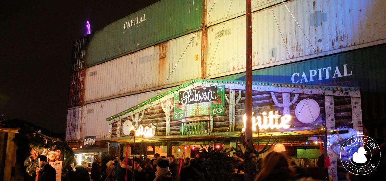 marché noël Märchenbazar vierhof munich