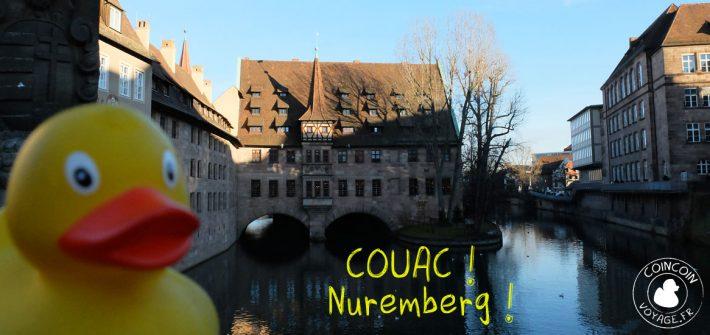 visite journée nuremberg
