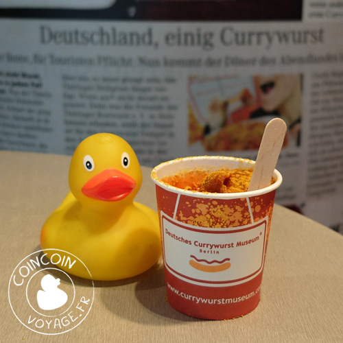 musée de la Currywurst Berlin