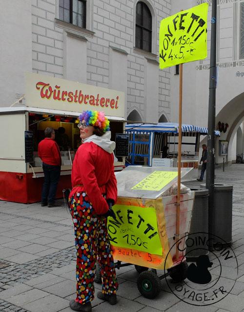 konfetti carnaval munich