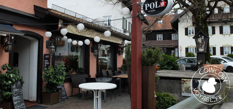 kunst café johannisbrunnen