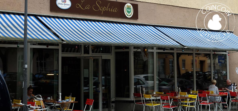 la sophia café restaurant munich