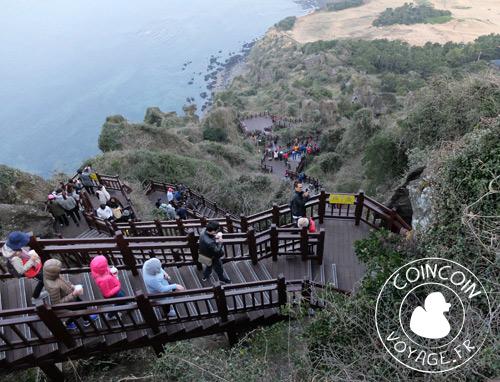 lever-soleil-jeju-seongsang-ilchulbong-mont