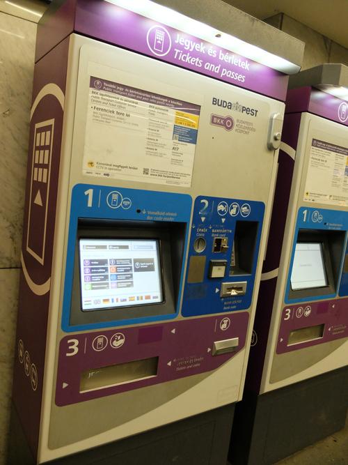 métro transfert aéroport budapest