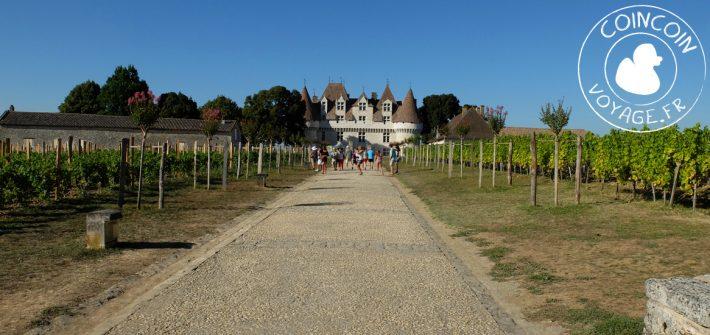 monbazillac chateau voyage