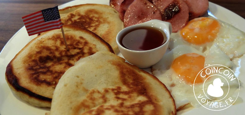 mr pancake sausage munich