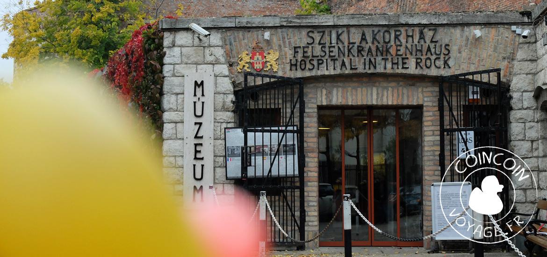 musée hopital souterrain budapest