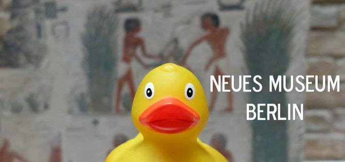 neues museum- visite berlin