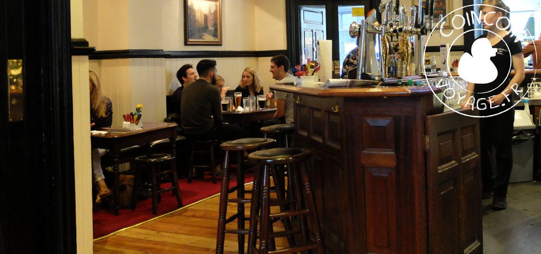 old stand pub dublin irlande