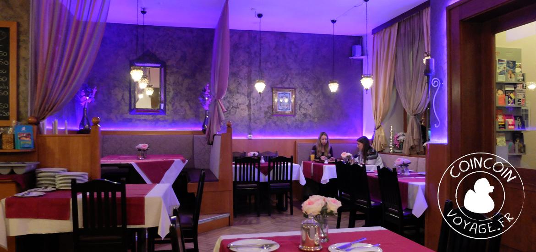 oriental restaurant leonrod munich
