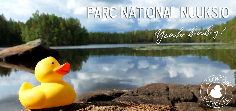 parc national nuuksio helsinki_finlande