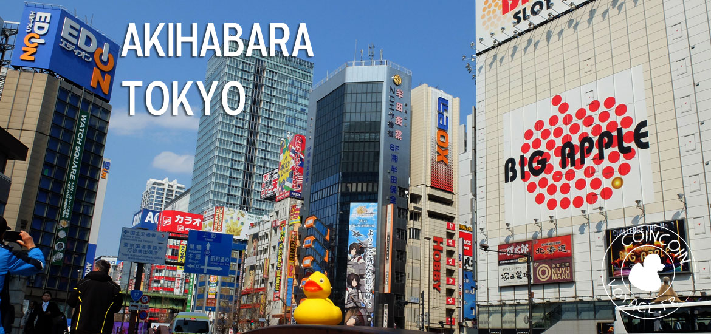 quartier akihabara tokyo