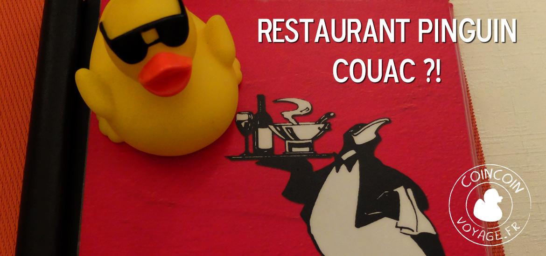 restaurant café pinguin munich allemagne