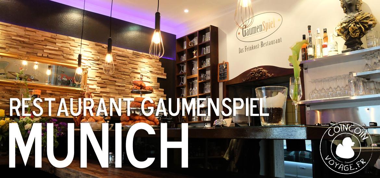 restaurant gaumenspiel munich schwabing