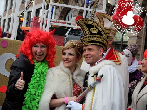 roi reine carnaval munich
