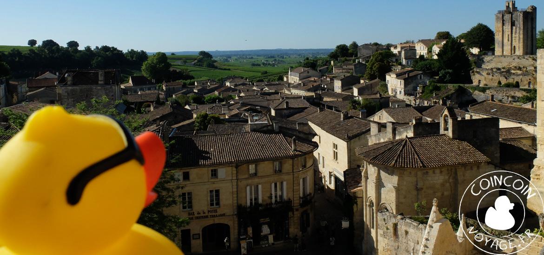 saint emilion visite bordeaux bordelaise france