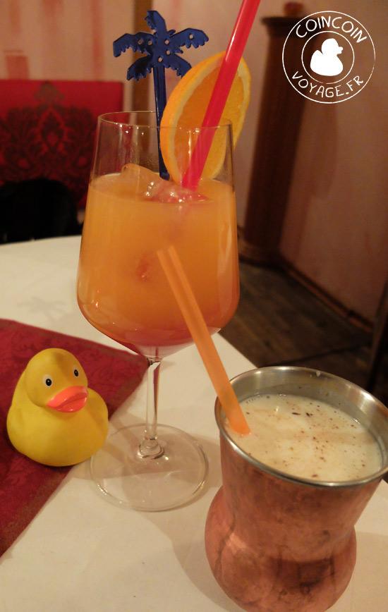 satluj cocktail maison lassi restaurant indien munich