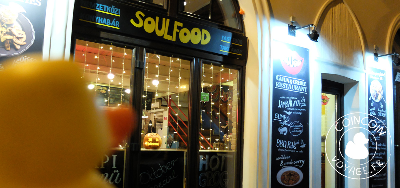 soul food restaurant budapest