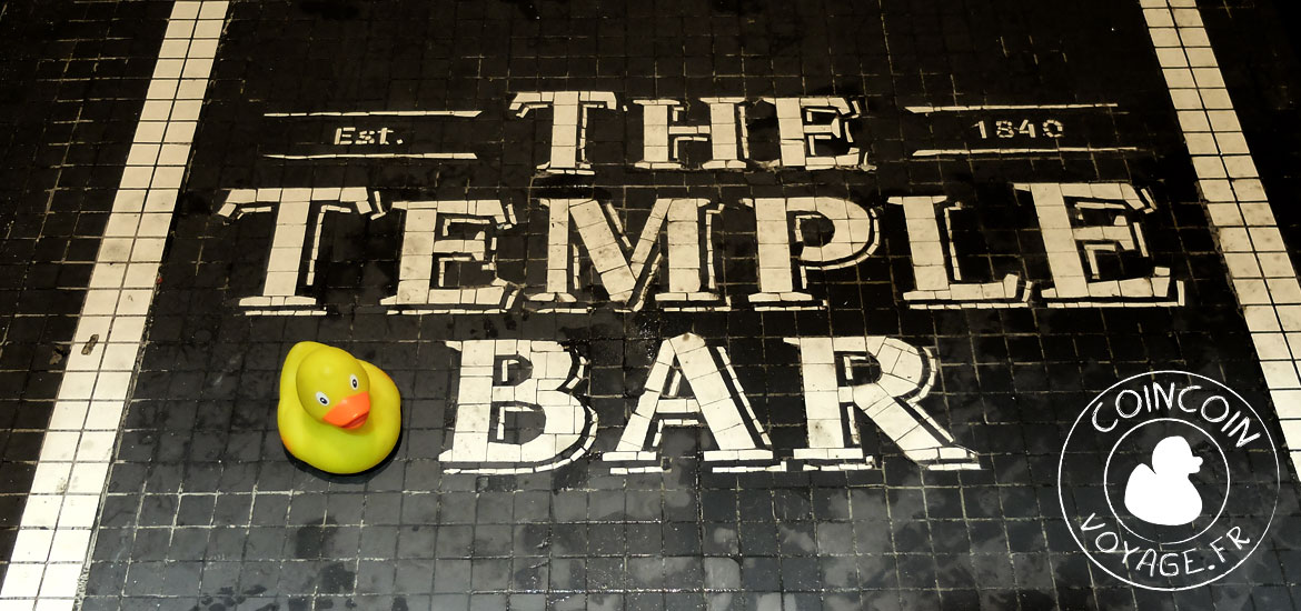 temple bar dublin bar a voir