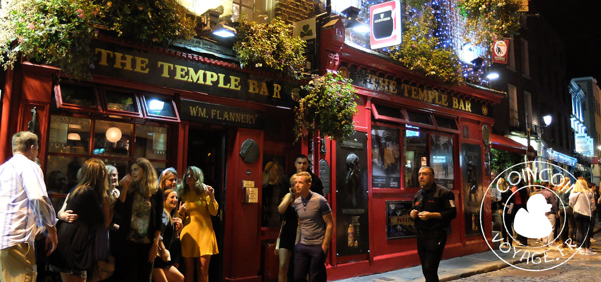 temple bar week-end dublin