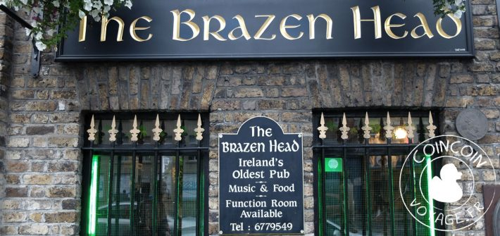the brazen head dublin bar