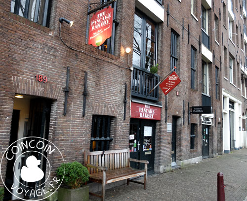 The Pancake Backery Amsterdam