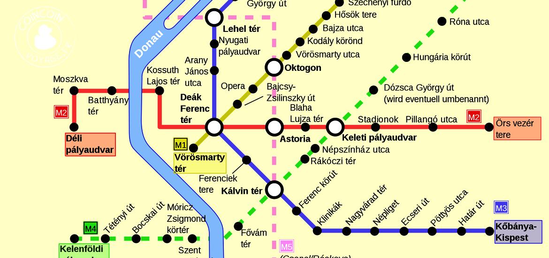 Rejoindre le centre ville de Budapest depuis l'aéroport   Coincoin