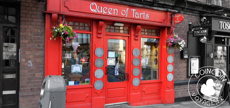queen of tarts dublin weekend cafe